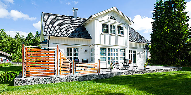 Fastighetsarvid - Mjöbäcksvillan - Bygga med oss